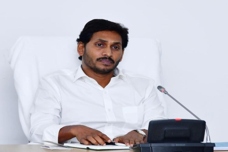 Develop Rayalaseema give us special package Activists write to Andhra CM Jagan