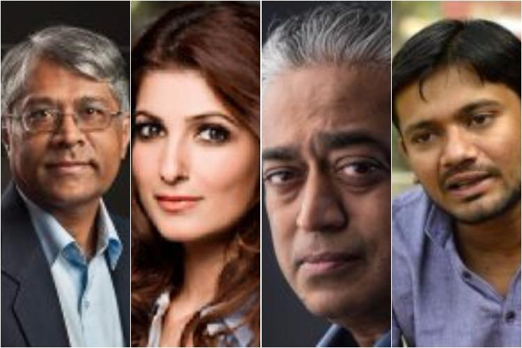 Speak Up Speak Out at Bangalore LitFest 2017 edition to be tinderbox of current issues