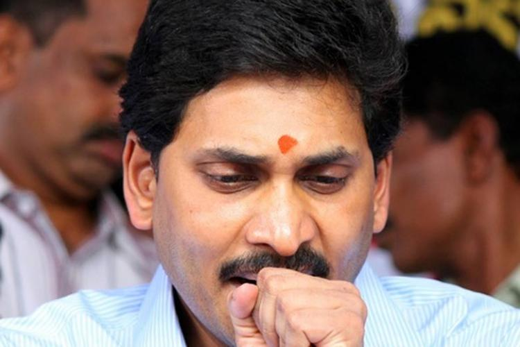 YS Jagan quid pro quo case ED issues notice attaching YSRC chiefs Lotus Pond residence