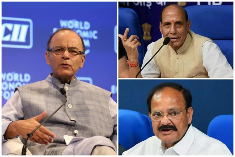 BJP forms panel to seek consensus on Presidential election