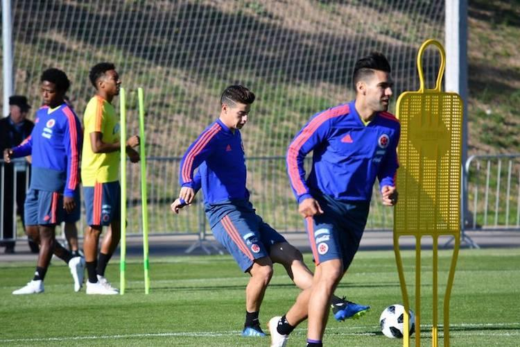 Preview Colombia banking on Falcao Rodriguez show against Japan