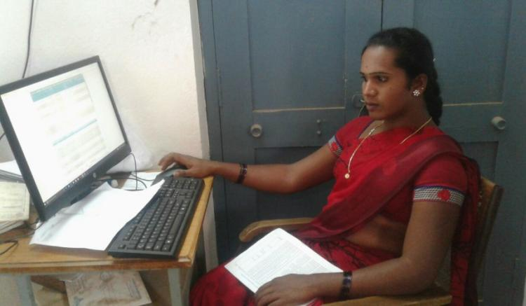 Meet Janaki the first transgender woman employed by the Andhra govt