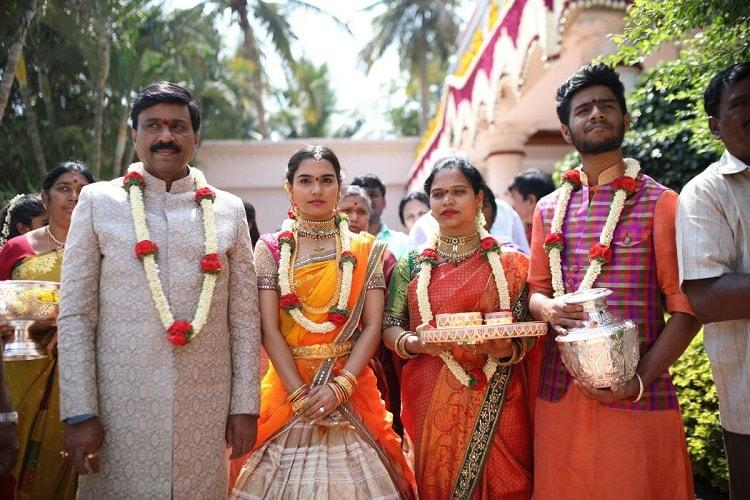 IT dept should probe Janardhana Reddys daughters wedding expenditure says complaint