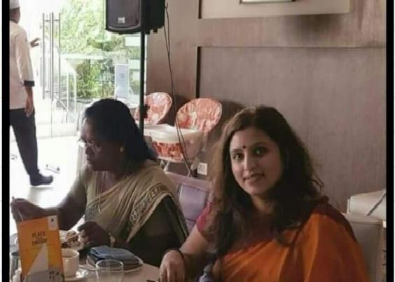 Adivasi eating with fork CK Janu trolled for supporting Modi on Somalia comment