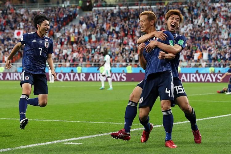 Asian football shows promise at international level with World Cup performances