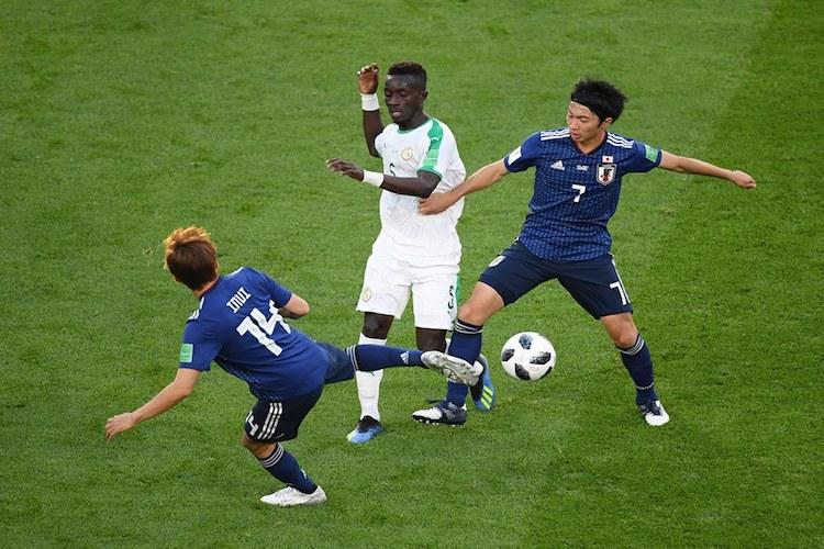 Japan draw with Senegal in World Cup clash