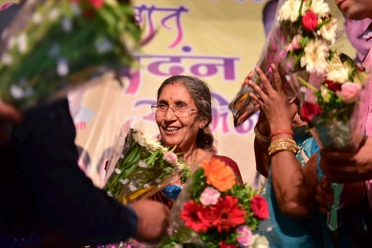 PM Modis wife Jashodaben injured in Rajasthan road accident one relative dead
