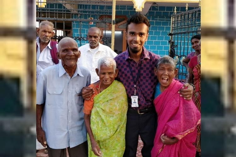 Meet Jasper Hyderabadi man who was inspired to rescue the destitute after an accident