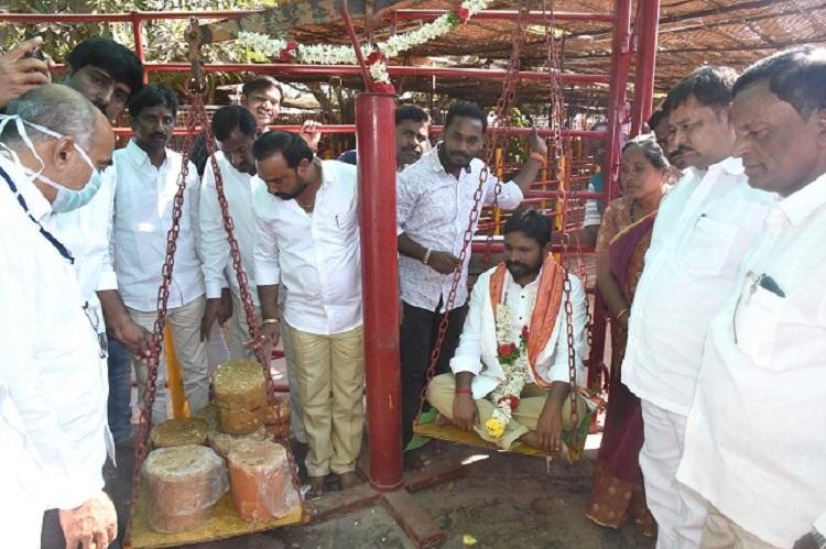 Telanganas Medaram Jathara begins but not all Adivasis welcome the tourism onslaught