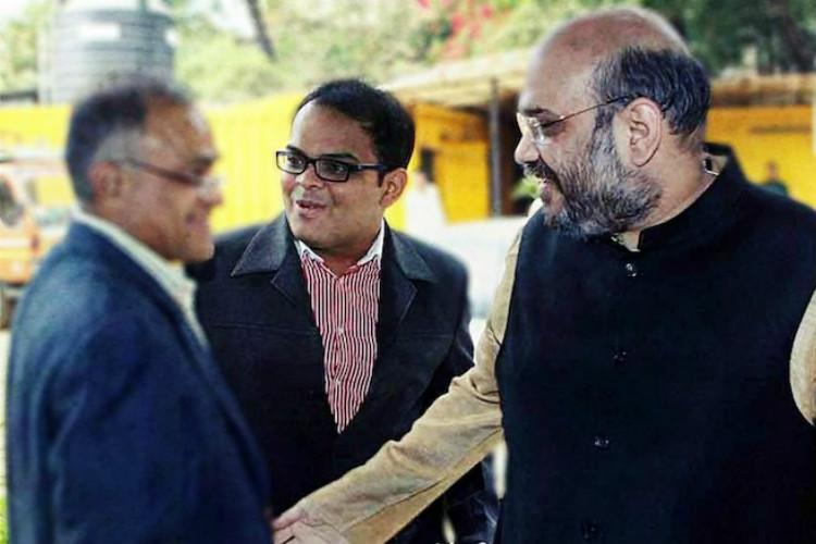 Settle matters with The Wire outside court SC again tells Jay Shah