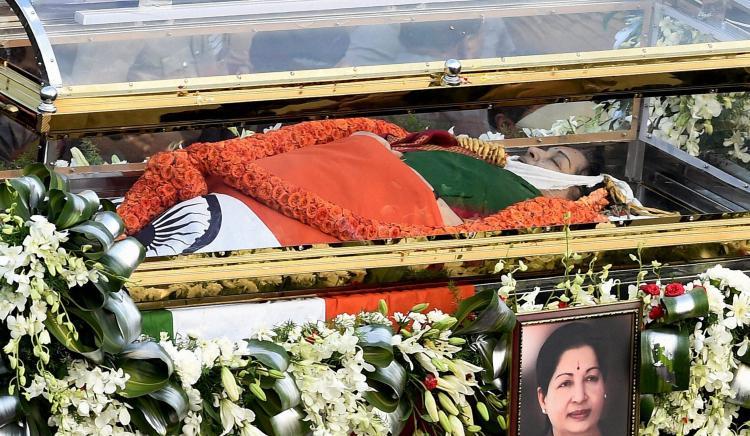 PIL filed in SC seeking CBI probe in Jayalalithaas death