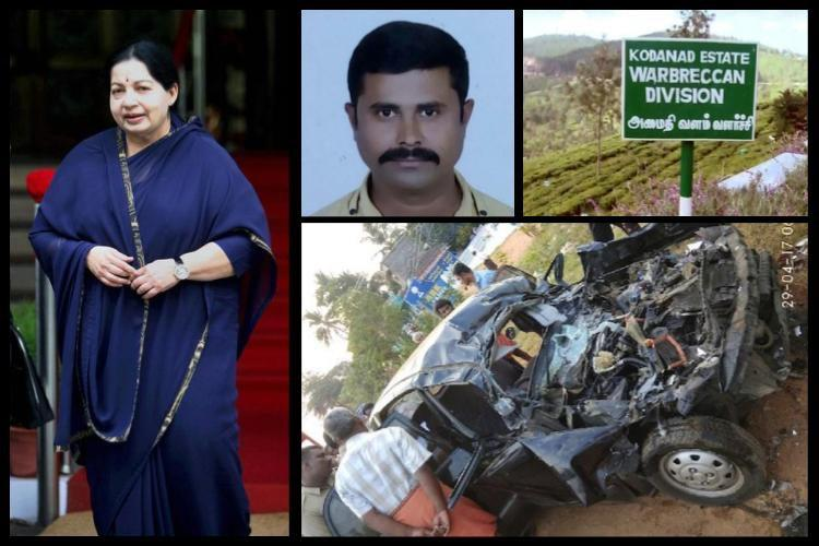 One murder 2 accidents and deep mystery What we know of Jayas Kodanadu estate crime so far