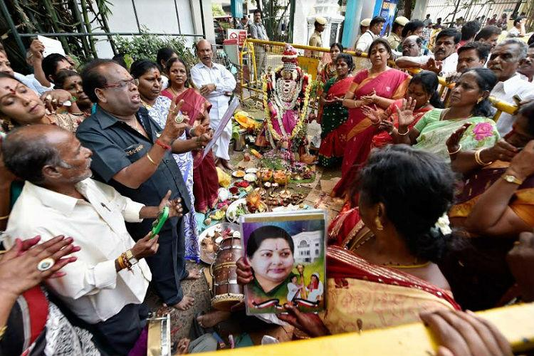 Downfall of Dravidian rationalism Periyars iconoclasm to Jayas unabashed religiosity