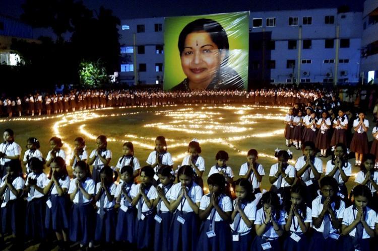 A benevolent matriarch The gender politics of Jayalalithaa