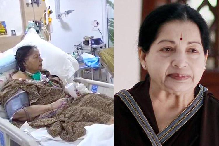 Looks doctored Opposition TTV detractors question Jayalalithaa hospital video
