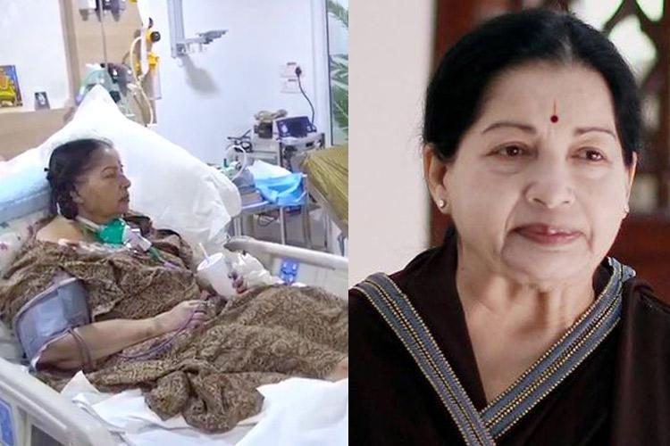 Jayalalithaa death Apollo says CM security controlled CCTV cameras public information