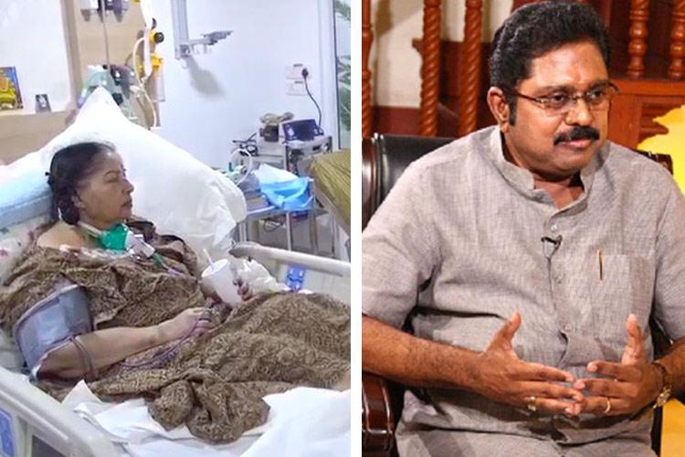 EC slams TTV faction calling Jayalalithaa video release a code violation Vetrivel remains defiant