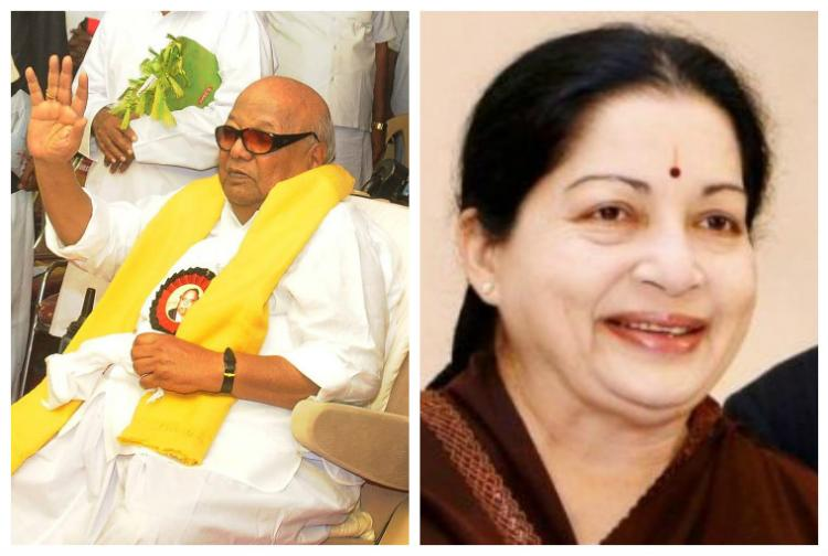 Karuna terms Jayas assurance on phased prohibition half-hearted latter slams DMK on law and order