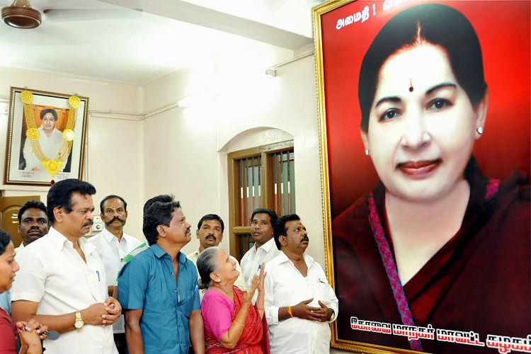 Struggle was her middle name and victory was her last US Tamil groups hail Jayalalithaa