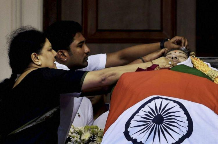 Constitution of inquiry commission to probe Jayalalithaa death challenged in Madras HC