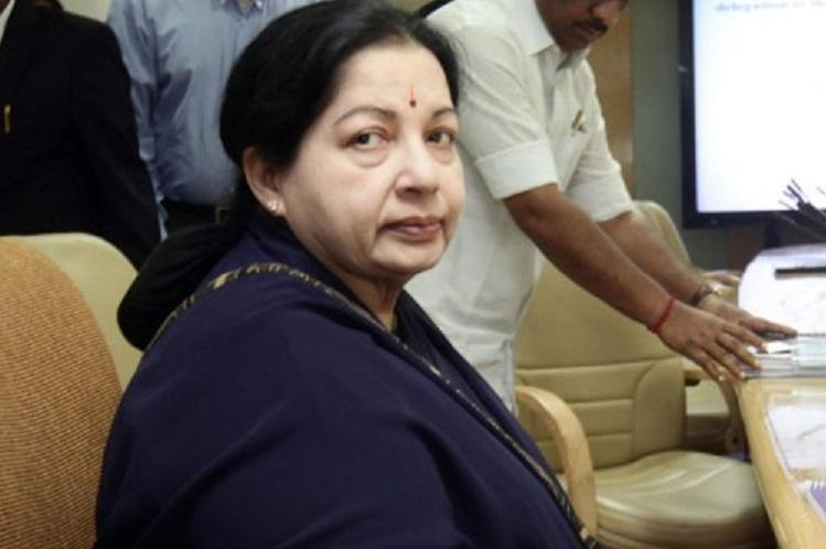 Jaya hits out at Karnataka for defying SC orders demands creation of Cauvery Management Board
