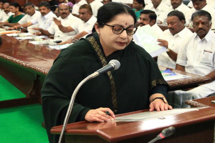 Jayalalithaa Stalin and Karunanidhi sworn in as MLAs