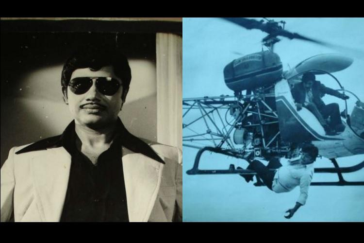 Tragedy near Bengaluru Thirty-six years ago Malayalam actor Jayan killed in similar stunt