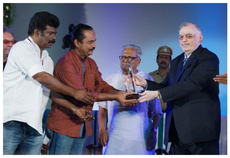 Jayarajs Ottal bags top honours as IFFK concludes