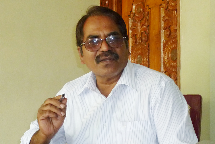 Is this a democracy TN activist faces sedition charge for book against river inter linking