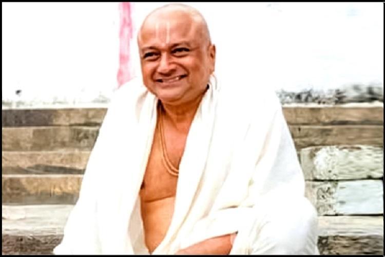 Jayaram sheds 20 kg shaves head for Namo