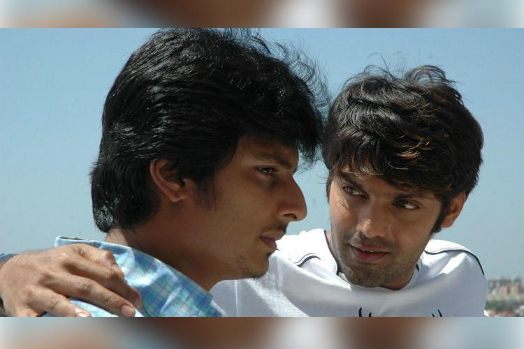 Best friends Jiiva and Arya to share screen space