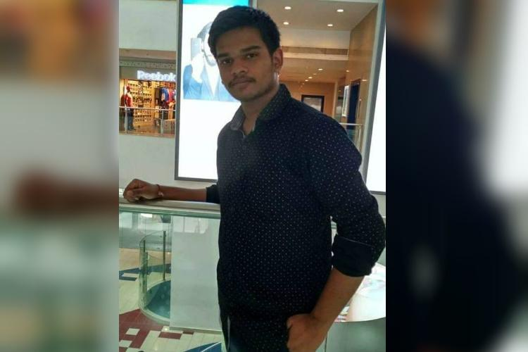 Engineering student goes missing in Hyderabad bloodstains found in hostel washroom