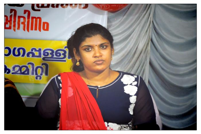 Trolled over a matrimonial ad former SFI leader Chintha Jerome denies her involvement
