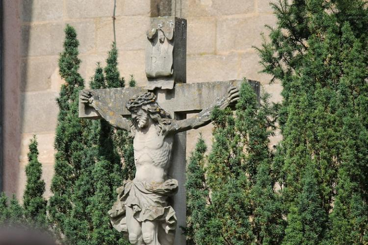 Was Jesus really nailed to the cross