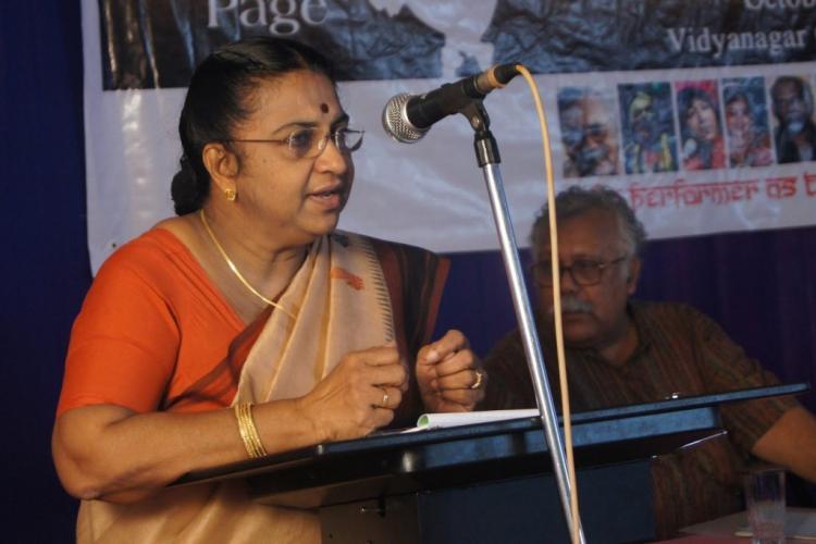 Jancy James Keralas first woman VC declared best academician