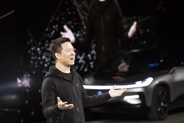 Debt-laden LeEco founder defies Chinese regulators order to return stays back in US