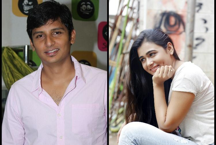 Jiiva and Shalini Pandey start shooting for Gorilla