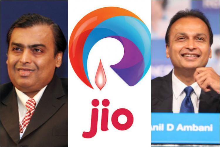 Dont fall for R-Jios media blitzkrieg Ambani brothers may now control entire telecom space