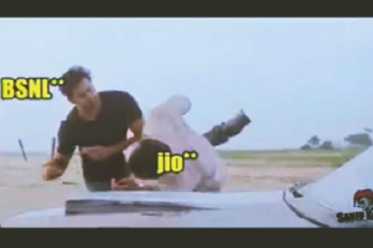 From Vijaykanth to Prabhas Hilarious memes on the Reliance Jio SIM are taking over the Internet
