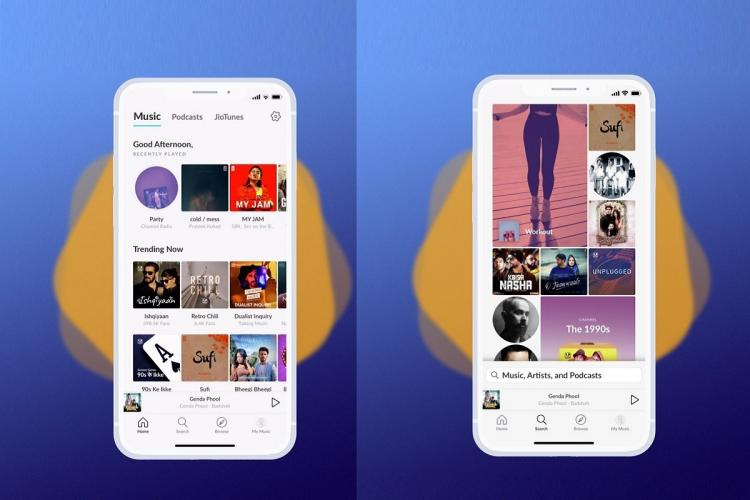 JioSaavn announces series of product updates to improve user interface and experience