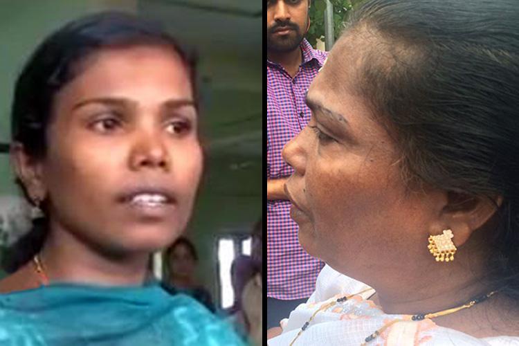 We see the judge as god Jishas mother sister thankful for Ameeruls death sentence