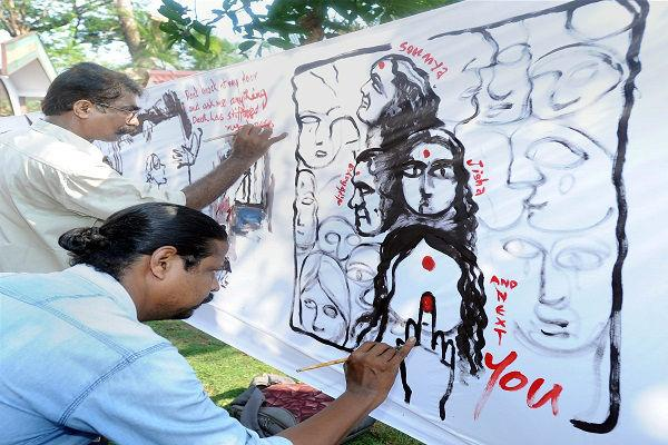 Jisha rape and murder Three weeks on police still groping in the dark