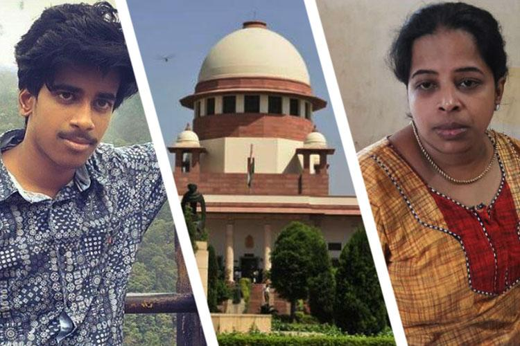 Lost trust in Kerala police Jishnus mother to move SC asking CBI probe