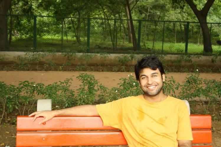 Smile is magic Jishnu Raghavans inspirational FB post from ICU days before he died