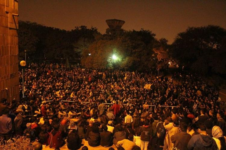 Yes JNU students live off tax-payer money - so what Dont you