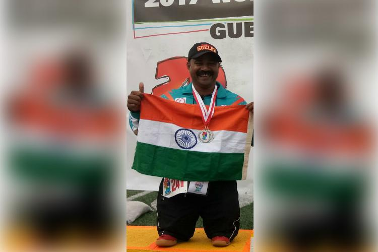 Differently-abled Kerala athlete returns home with gold medal only to be humiliated at airport