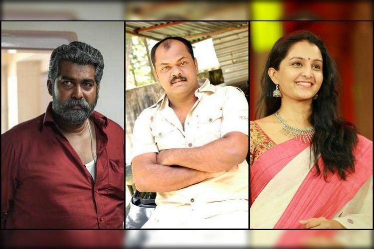 Joju George and Manju Warrier in Rosshan Andrrews next