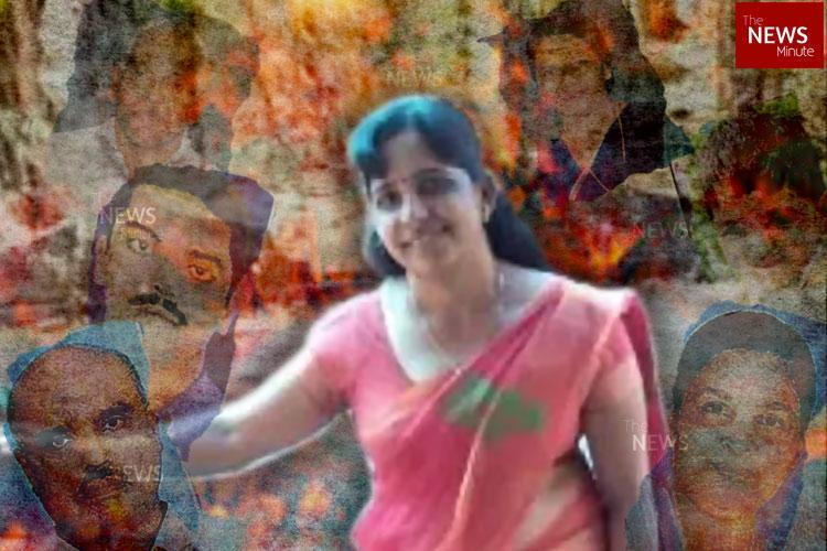 Koodathayi murders Chargesheet in murder of 2-year-old filed against Jolly Joseph