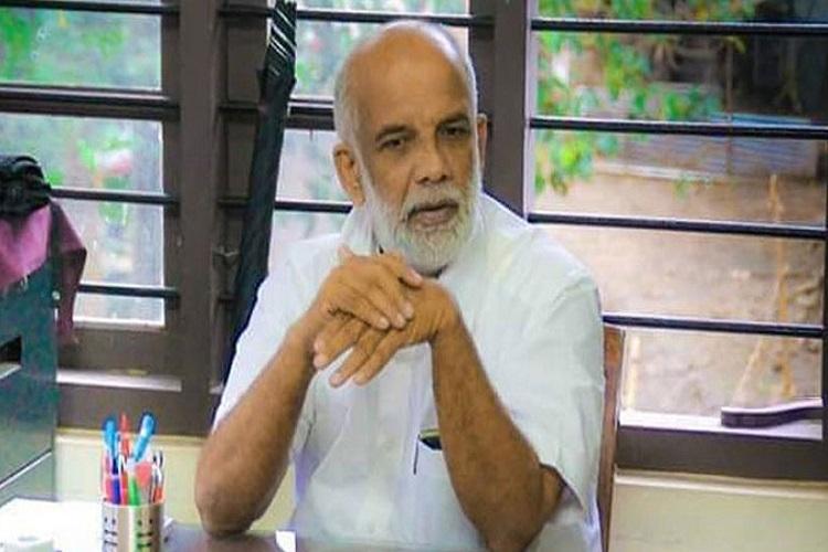 Kerala Cong M veteran Jose Tom Pulikunnel chosen as UDF candidate for Pala bye-poll
