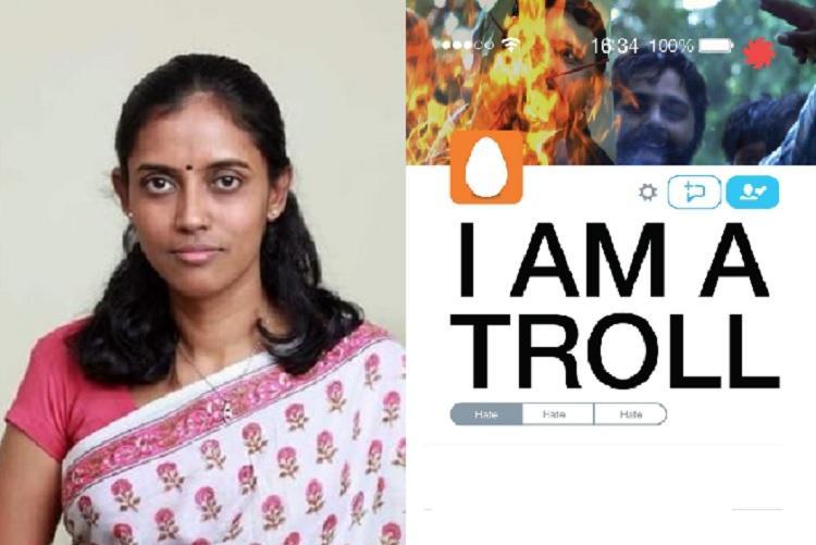 Dear men trolling Congress' Jothimani, our ideology is in our brains